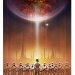 Perspectivas, una espectacular serie de afiches de Star Wars
