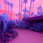 Fotografías de California con efecto infrarrojo