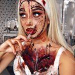Esta artista crea los mejores diseños de maquillaje para Halloween